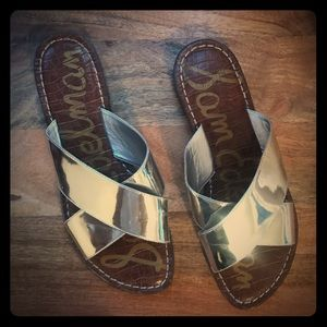 Sam Edelman sandals/slides